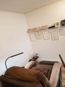 Salon&学び処_爪庵の内観
